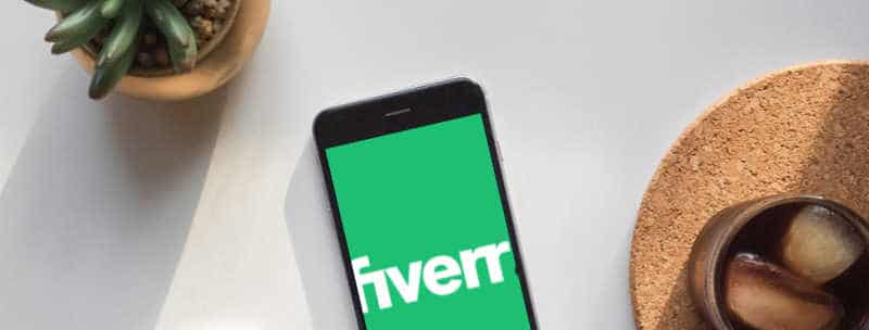 work from home jobs with Fiverr, Fiverr work from home, Fiverr for independent contractors
